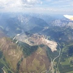 Verortung via Georeferenzierung der Kamera: Aufgenommen in der Nähe von Gemeinde Vordernberg, 8794, Österreich in 0 Meter