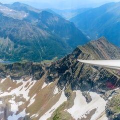 Flugwegposition um 11:35:50: Aufgenommen in der Nähe von Kleinsölk, 8961, Österreich in 2970 Meter