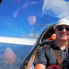 Flugwegposition um 13:59:19: Aufgenommen in der Nähe von Aich, Österreich in 2481 Meter