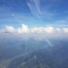 Verortung via Georeferenzierung der Kamera: Aufgenommen in der Nähe von Gemeinde Flachau, Österreich in 3500 Meter