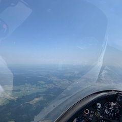 Verortung via Georeferenzierung der Kamera: Aufgenommen in der Nähe von Gemeinde Oberneukirchen, Oberneukirchen, Österreich in 2300 Meter