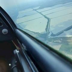 Flugwegposition um 12:51:25: Aufgenommen in der Nähe von Kreis Szeged, Ungarn in 773 Meter