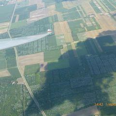 Verortung via Georeferenzierung der Kamera: Aufgenommen in der Nähe von Kreis Szeged, Ungarn in 0 Meter
