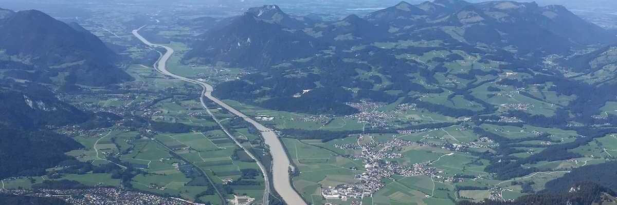 Verortung via Georeferenzierung der Kamera: Aufgenommen in der Nähe von Gemeinde Scheffau am Wilden Kaiser, Österreich in 2400 Meter