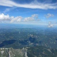 Flugwegposition um 12:49:12: Aufgenommen in der Nähe von Gemeinde Mitterbach am Erlaufsee, Österreich in 2685 Meter