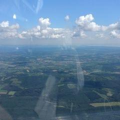 Flugwegposition um 11:32:32: Aufgenommen in der Nähe von Kreis Zalaegerszeg, Ungarn in 1430 Meter