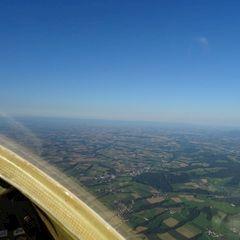 Flugwegposition um 16:13:17: Aufgenommen in der Nähe von Gemeinde Inzersdorf im Kremstal, 4565 Inzersdorf im Kremstal, Österreich in 1766 Meter