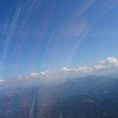 Flugwegposition um 10:28:02: Aufgenommen in der Nähe von Gemeinde Turnau, Österreich in 2047 Meter