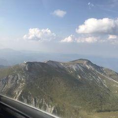 Flugwegposition um 15:16:39: Aufgenommen in der Nähe von Gemeinde Reichenau an der Rax, Österreich in 2056 Meter