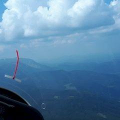 Flugwegposition um 12:50:02: Aufgenommen in der Nähe von Gemeinde Prigglitz, Österreich in 1996 Meter