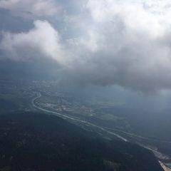 Verortung via Georeferenzierung der Kamera: Aufgenommen in der Nähe von Gemeinde Treffen am Ossiacher See, Treffen am Ossiacher See, Österreich in 2100 Meter