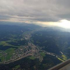 Verortung via Georeferenzierung der Kamera: Aufgenommen in der Nähe von Mürzzuschlag, Österreich in 2400 Meter