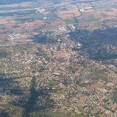 Flugwegposition um 14:48:04: Aufgenommen in der Nähe von Département Alpes-de-Haute-Provence, Frankreich in 2139 Meter