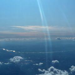 Flugwegposition um 15:39:48: Aufgenommen in der Nähe von Département Vaucluse, Frankreich in 4591 Meter