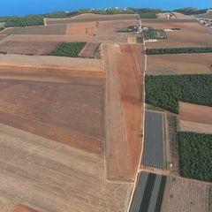 Flugwegposition um 15:38:09: Aufgenommen in der Nähe von Département Alpes-de-Haute-Provence, Frankreich in 1105 Meter