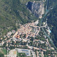 Flugwegposition um 11:30:17: Aufgenommen in der Nähe von Département Alpes-de-Haute-Provence, Frankreich in 2357 Meter