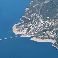 Flugwegposition um 15:20:17: Aufgenommen in der Nähe von Département Alpes-de-Haute-Provence, Frankreich in 2510 Meter