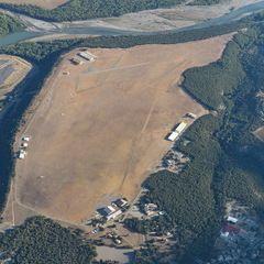 Flugwegposition um 16:07:36: Aufgenommen in der Nähe von Département Alpes-de-Haute-Provence, Frankreich in 2018 Meter