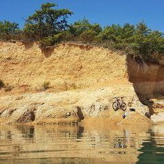 Verortung via Georeferenzierung der Kamera: Aufgenommen in der Nähe von Département Alpes-de-Haute-Provence, Frankreich in 600 Meter