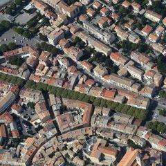 Flugwegposition um 12:19:42: Aufgenommen in der Nähe von Département Alpes-de-Haute-Provence, Frankreich in 1439 Meter