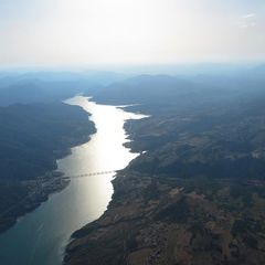 Flugwegposition um 15:07:50: Aufgenommen in der Nähe von Département Hautes-Alpes, Frankreich in 2802 Meter