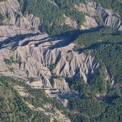 Flugwegposition um 16:20:57: Aufgenommen in der Nähe von Département Alpes-de-Haute-Provence, Frankreich in 2108 Meter