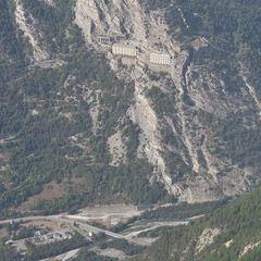 Flugwegposition um 13:46:37: Aufgenommen in der Nähe von Département Alpes-de-Haute-Provence, Frankreich in 3254 Meter