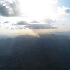 Flugwegposition um 15:58:23: Aufgenommen in der Nähe von Département Alpes-de-Haute-Provence, Frankreich in 2645 Meter