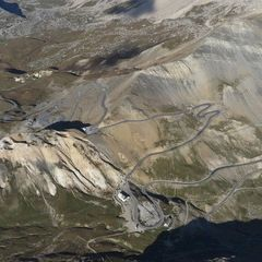 Flugwegposition um 15:16:45: Aufgenommen in der Nähe von Département Hautes-Alpes, Frankreich in 3226 Meter