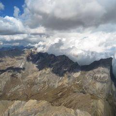 Flugwegposition um 13:09:59: Aufgenommen in der Nähe von Département Alpes-de-Haute-Provence, Frankreich in 3535 Meter
