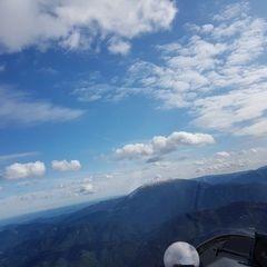 Verortung via Georeferenzierung der Kamera: Aufgenommen in der Nähe von Gemeinde Rohr im Gebirge, 2663, Österreich in 2000 Meter