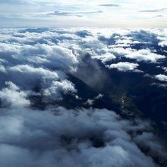 Flugwegposition um 14:20:40: Aufgenommen in der Nähe von Gemeinde Ellbögen, Österreich in 4857 Meter