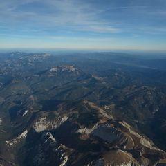 Flugwegposition um 14:13:09: Aufgenommen in der Nähe von Gußwerk, Österreich in 4044 Meter