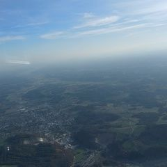 Flugwegposition um 13:23:11: Aufgenommen in der Nähe von Gemeinde Naas, 8160, Österreich in 1827 Meter