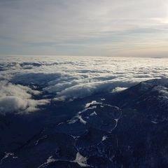 Verortung via Georeferenzierung der Kamera: Aufgenommen in der Nähe von Gemeinde Reichenau an der Rax, Österreich in 2800 Meter