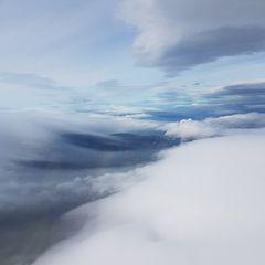 Flugwegposition um 10:00:32: Aufgenommen in der Nähe von Okres Jeseník, Tschechien in 2228 Meter