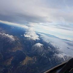 Verortung via Georeferenzierung der Kamera: Aufgenommen in der Nähe von Gemeinde Wildalpen, 8924, Österreich in 4000 Meter