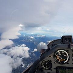 Verortung via Georeferenzierung der Kamera: Aufgenommen in der Nähe von Gußwerk, Österreich in 4400 Meter