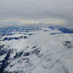 Verortung via Georeferenzierung der Kamera: Aufgenommen in der Nähe von Hopfgarten im Brixental, Österreich in 3800 Meter