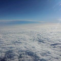 Flugwegposition um 11:39:23: Aufgenommen in der Nähe von Gemeinde St. Aegyd am Neuwalde, Österreich in 6972 Meter