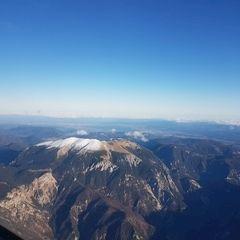 Flugwegposition um 13:40:49: Aufgenommen in der Nähe von Gemeinde Schwarzau im Gebirge, Österreich in 3010 Meter