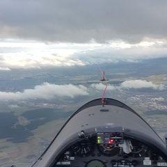 Verortung via Georeferenzierung der Kamera: Aufgenommen in der Nähe von Gemeinde Ternitz, Österreich in 1600 Meter