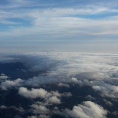 Flugwegposition um 13:32:45: Aufgenommen in der Nähe von Gemeinde Trattenbach, 2881 Trattenbach, Österreich in 2872 Meter
