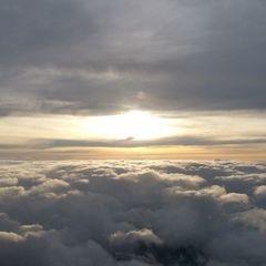 Flugwegposition um 14:09:26: Aufgenommen in der Nähe von Gemeinde Otterthal, Österreich in 2508 Meter