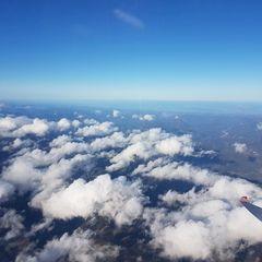 Verortung via Georeferenzierung der Kamera: Aufgenommen in der Nähe von Gemeinde Schwarzau im Gebirge, Österreich in 3500 Meter