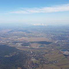 Verortung via Georeferenzierung der Kamera: Aufgenommen in der Nähe von Gemeinde Weikersdorf am Steinfelde, Weikersdorf am Steinfelde, Österreich in 0 Meter