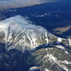 Verortung via Georeferenzierung der Kamera: Aufgenommen in der Nähe von Gemeinde Reichenau an der Rax, Österreich in 4900 Meter