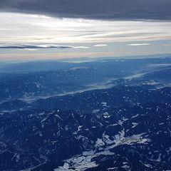 Verortung via Georeferenzierung der Kamera: Aufgenommen in der Nähe von Aflenz Land, Österreich in 4800 Meter