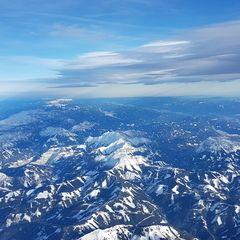 Verortung via Georeferenzierung der Kamera: Aufgenommen in der Nähe von Gemeinde Wald am Schoberpaß, 8781, Österreich in 5300 Meter
