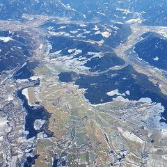Verortung via Georeferenzierung der Kamera: Aufgenommen in der Nähe von Gai, 8793, Österreich in 5000 Meter